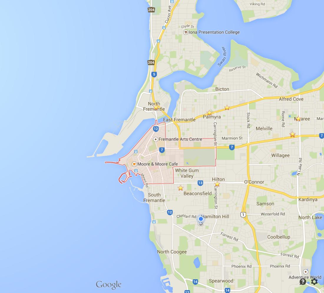 Fremantle SEO